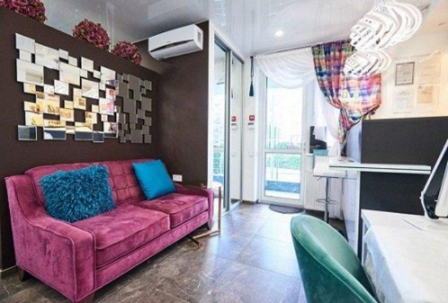 Как функционально и красиво обустроить зону ожидания клиентов в салоне красоты