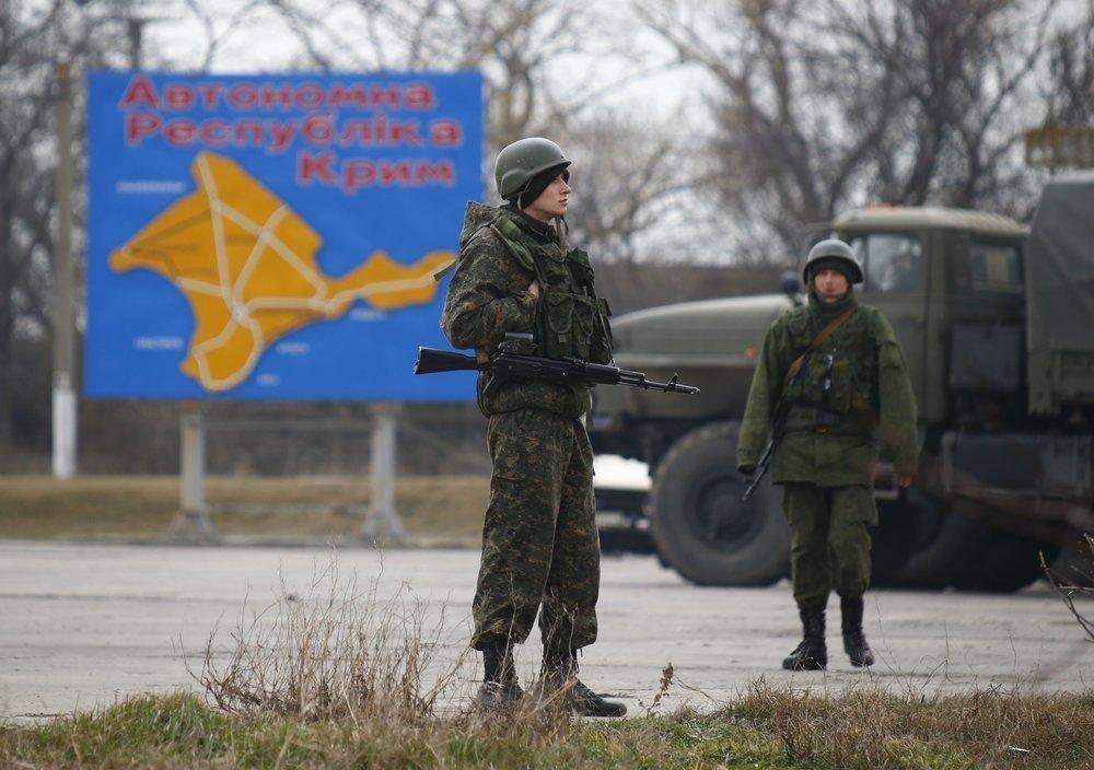 Россия незаконно выселила из Крыма более 2 тысяч украинцев — эксперт