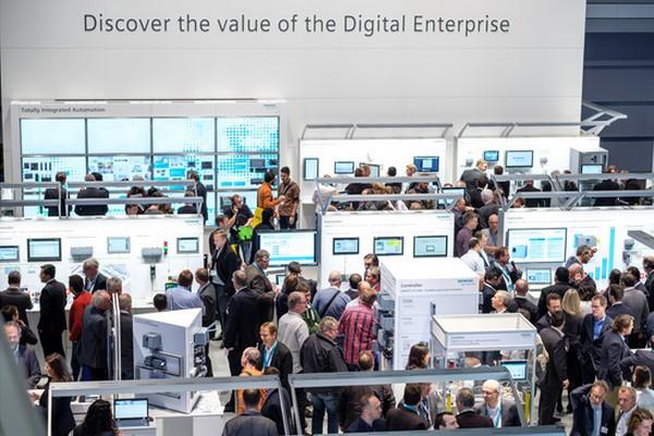 Выставка цифровой автоматизации SPS IPC Drives 2018 в Нюрнберге
