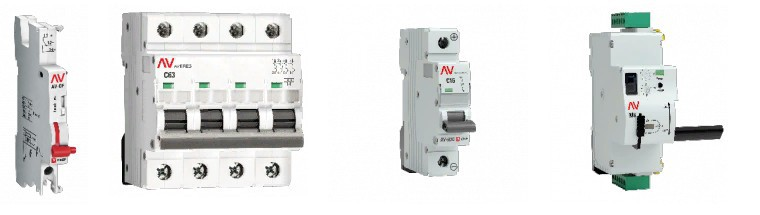 EKF запатентовал модульный автоматический выключатель Averes