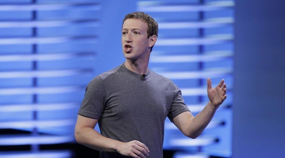 Цукерберг занял третье место в рейтинге миллиардеров Bloomberg