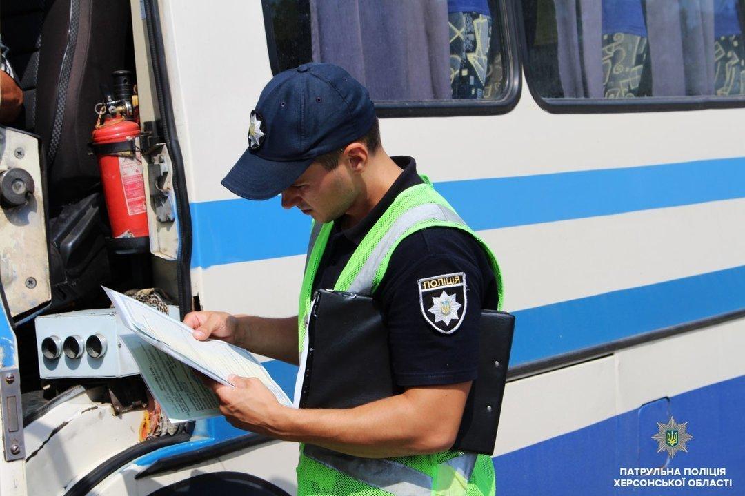 Итоги 5 дней проверок маршруток: Нацполиция обнаружила более 2 тыс. нарушений