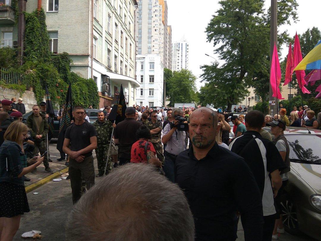"""Реакция на """"митинги"""" под САП и в НАБУ: США назвали действия полиции неэффективными"""