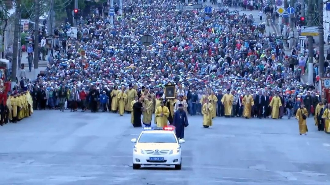 В центре Киева на три дня ограничат движение всех видов транспорта