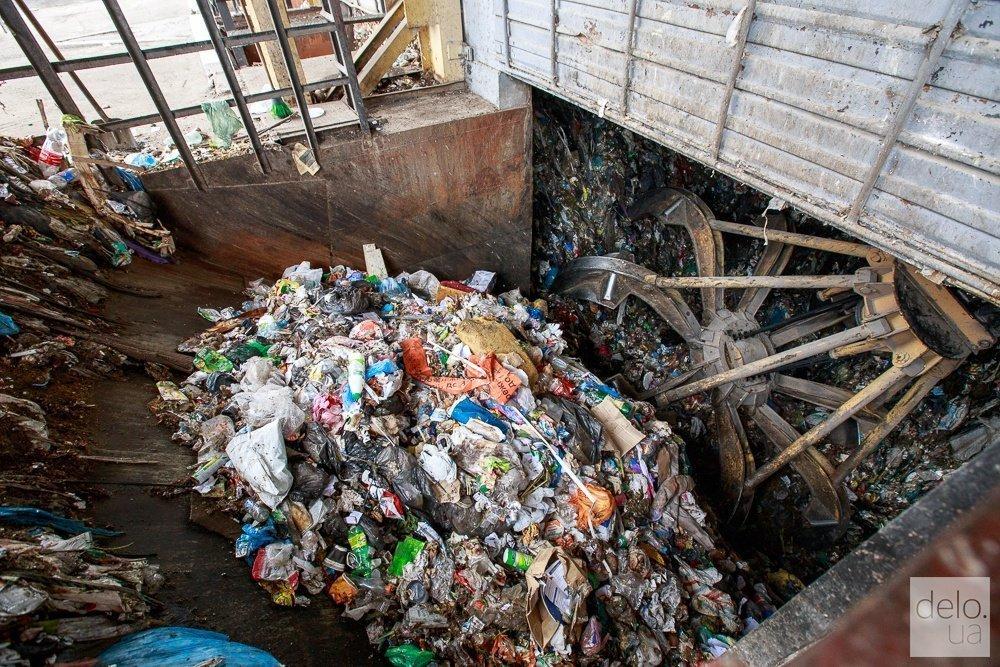 В Житомире появится инновационный завод по переработке отходов