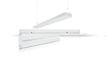 Новые офисные светильники от LEDVANCE для гармоничного баланса «работа — освещение»