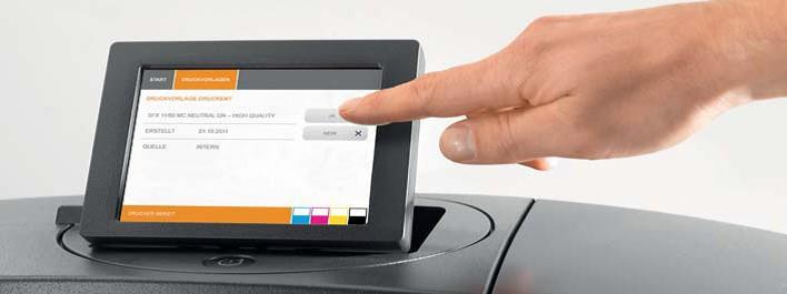«ЮЕ-Интернейшнл» представляет в своем ассортименте принтер PrintJet ADVANCED от Weidmüller