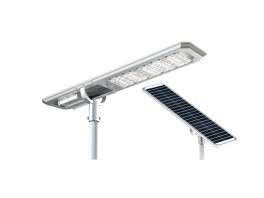 Интернет-магазин Qazled.kz начал поставки светодиодных светильников на солнечных батареях