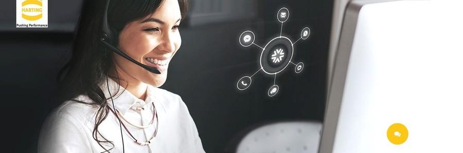 Компания HARTING сообщает о запуске онлайн-консультации HARTING e-Chat