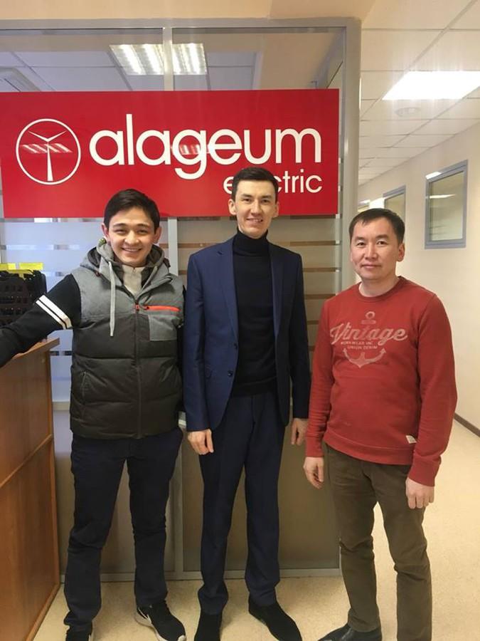 Филиал Alageum Electric в Екатеринбурге отметил день рождения