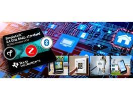 ООО «КОМПЭЛ» представляет новинки 2018 года от TI: CC1352 и CC2652