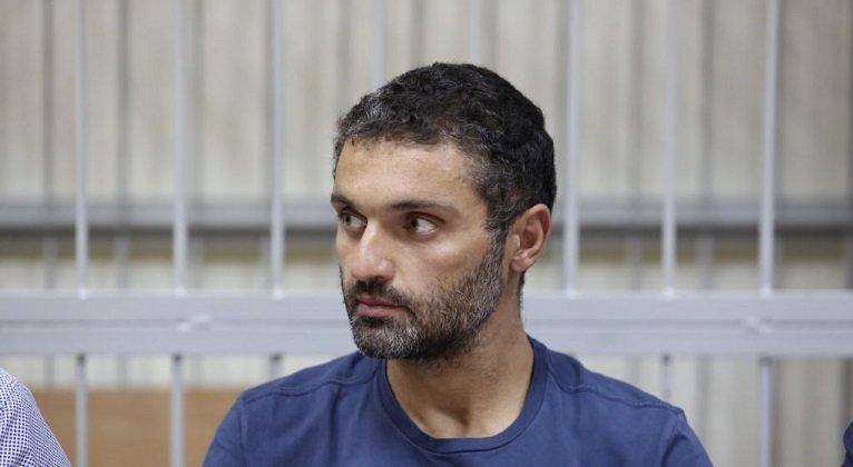 Алексей Тамразов вышел под залог 3 млн грн