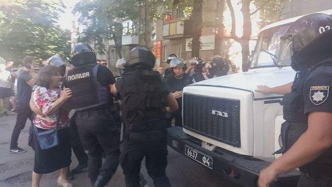Экс-торнадовцы готовили бунт в Киевском СИЗО. Их развезли по разным изоляторам