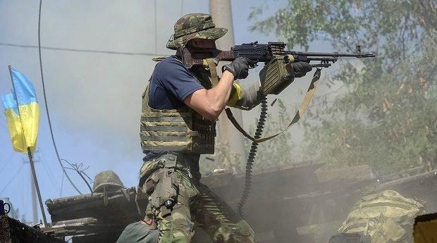 На Донбассе в ходе боевого столкновения погиб украинский военный