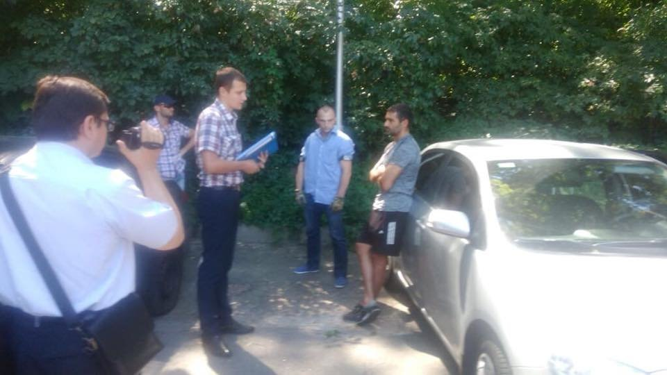 """Один из экс-руководителей """"Укргазвыдобування"""" Тамразов пытался дать взятку — генпрокурор"""