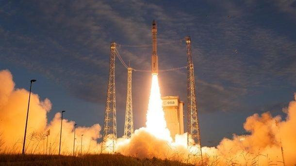 Первый метеоспутник ESA вывела на орбиту ракета с украинским двигателем