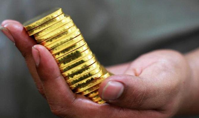 Сократился спрос на золото — World Gold Council