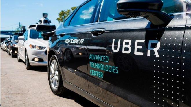 Toyota вложит $500 млн в разработку беспилотных автомобилей Uber