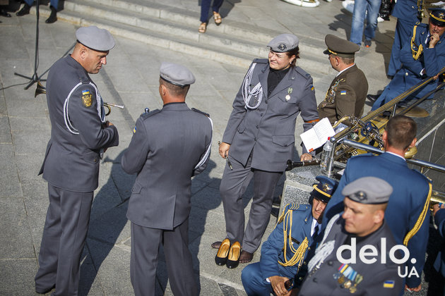 Военный парад ко Дню Независимости в фотографиях