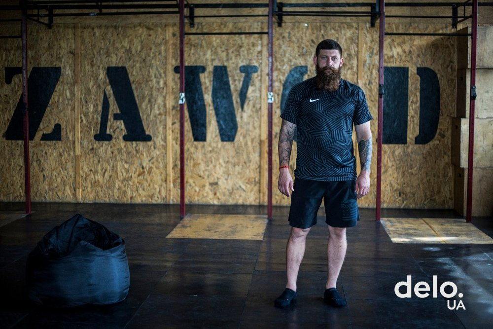 Як ветеран АТО відкрив власний спортзал і що з цього вийшло