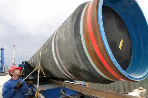 «Газпром» заявил о готовности еще одного «Северного потока»