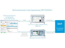 Компания 2TEST представила решение для проведения испытаний системы ЭРА-ГЛОНАСС