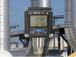 Компания «ЭКСИС» выпустила новую модель термогигрометра ИВТМ-7 Н-И — с индикацией показаний