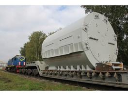 Завод «ЭЛСИБ» отправил турбогенератор для Минской ТЭЦ-3