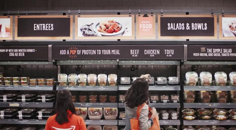 Amazon откроет около 3 тыс. магазинов без кассиров