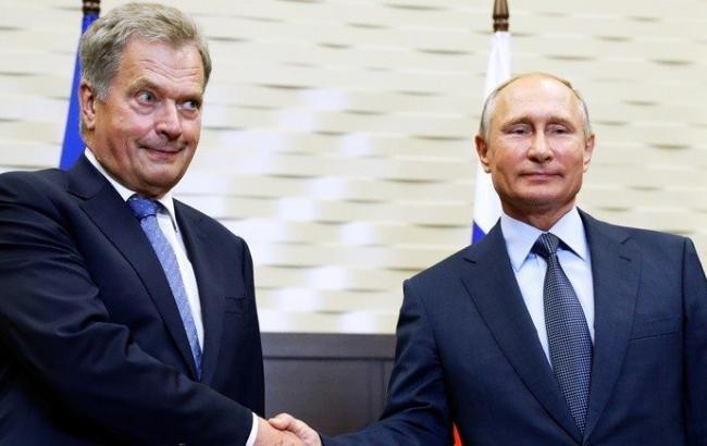 """Финляндия не будет вступать в НАТО, потому что президент страны боится """"стать врагом РФ"""""""