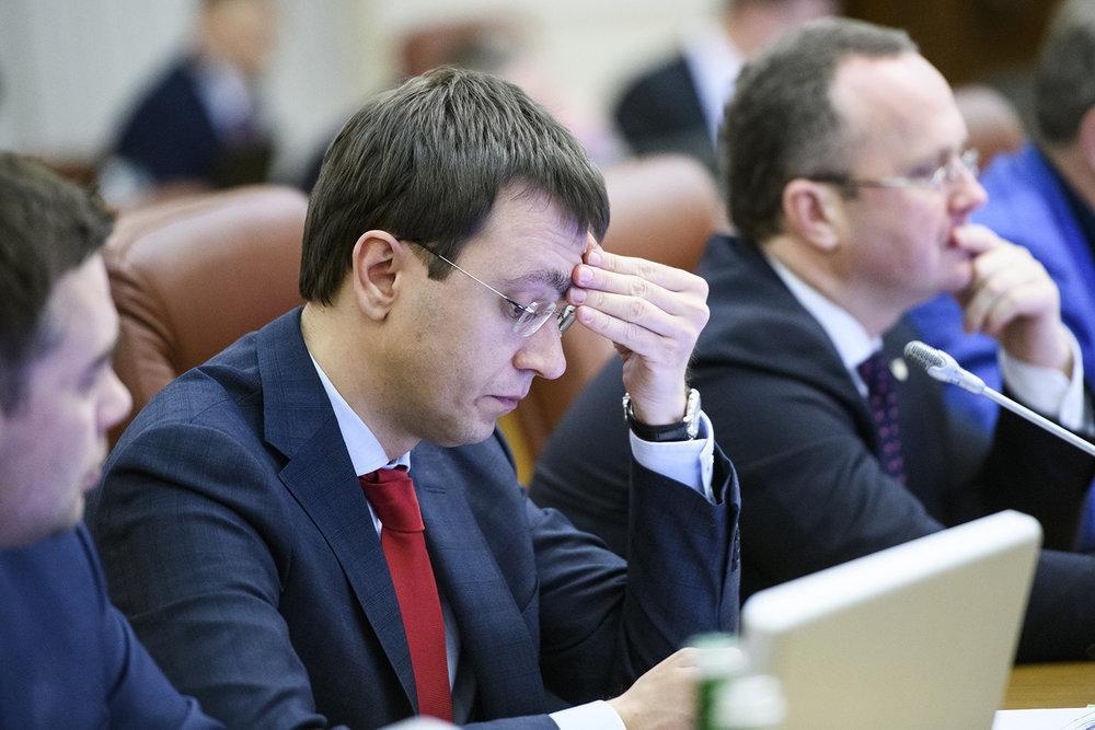 Министру Омеляну сообщили о подозрении в незаконном обогащении — НАБУ