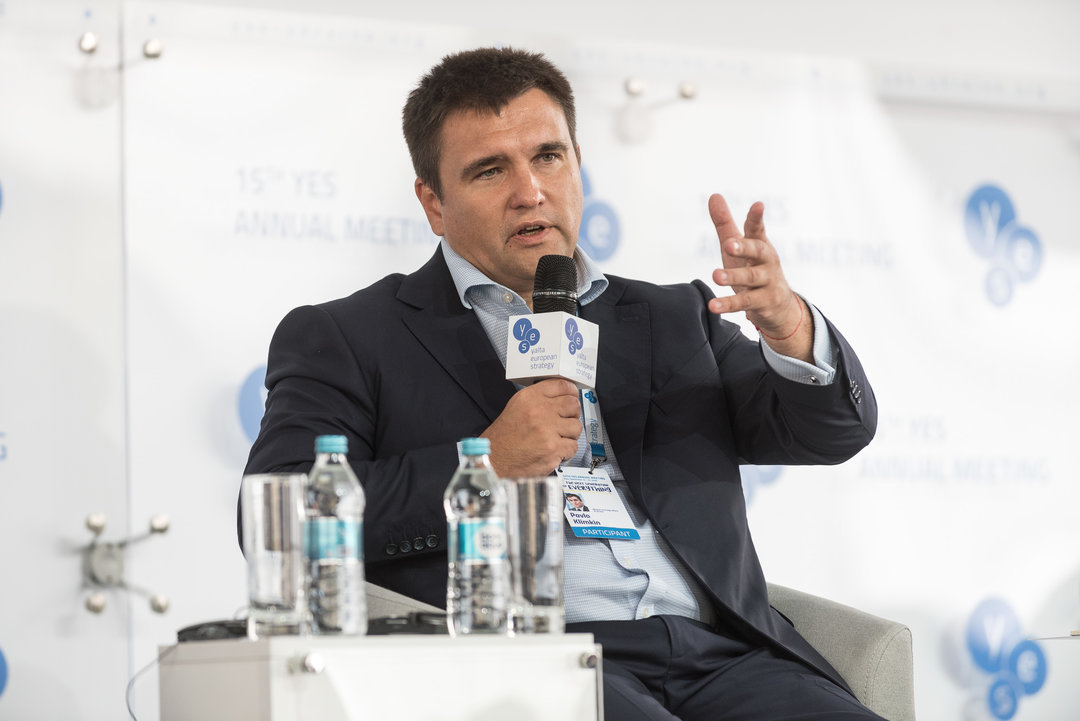 Для России совершенно не важно, кто придет к власти в Украине — Климкин