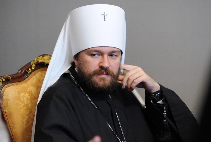 """РПЦ угрожает разорвать отношения с Константинополем из-за """"украинского вопроса"""""""