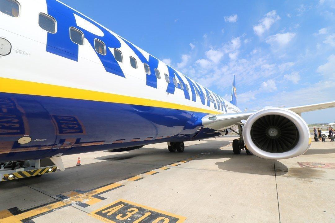 Ryanair предлагают основать в Украине внутреннюю IT-компанию