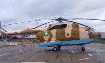 В результате крушения вертолета в Афганистане погибли два украинца и 10 афганских военных