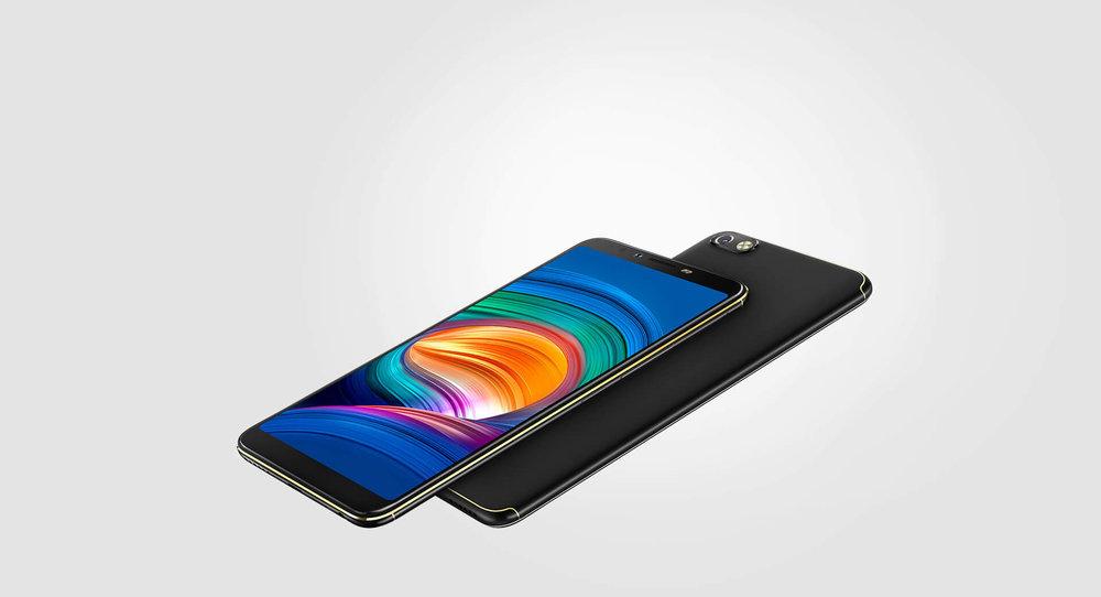 На украинский рынок выходит новый китайский бренд смартфонов