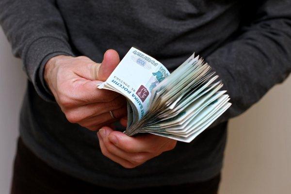 В Ростовской области на 10,7% выросла средняя заработная плата