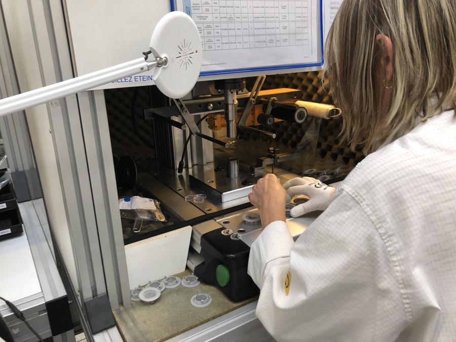 Производственный комплекс Mafelec