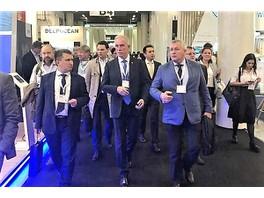 Губернатор Ульяновской области встретился с представителями компании Weidmüller на конференции WindEnergy в Гамбурге