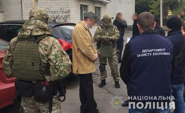 В Ровно на взятке задержан замглавы райгосадминистрации — прокуратура (фото)