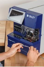 Новая автоматизированная установка Brady повысит эффективность и скорость маркировки кабелей