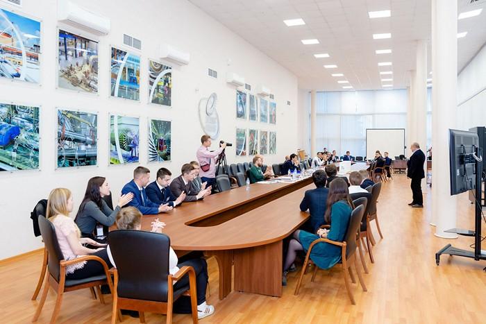 В «Силовых машинах» прошел финал всероссийского технического чемпионата «Сила будущего»