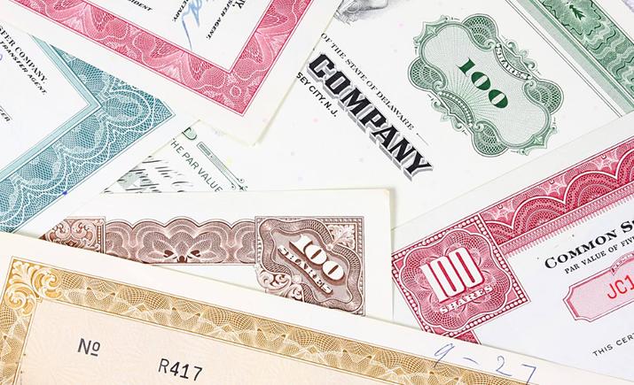 В Украине может появиться новый вид ценных бумаг — законопроект