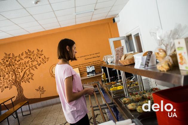 """""""Горіховий дім"""": відкрити бізнес, щоб не просити грошей на соціальні ініціативи"""