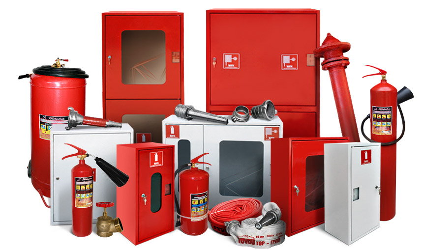 Где купить качественные огнетушители?