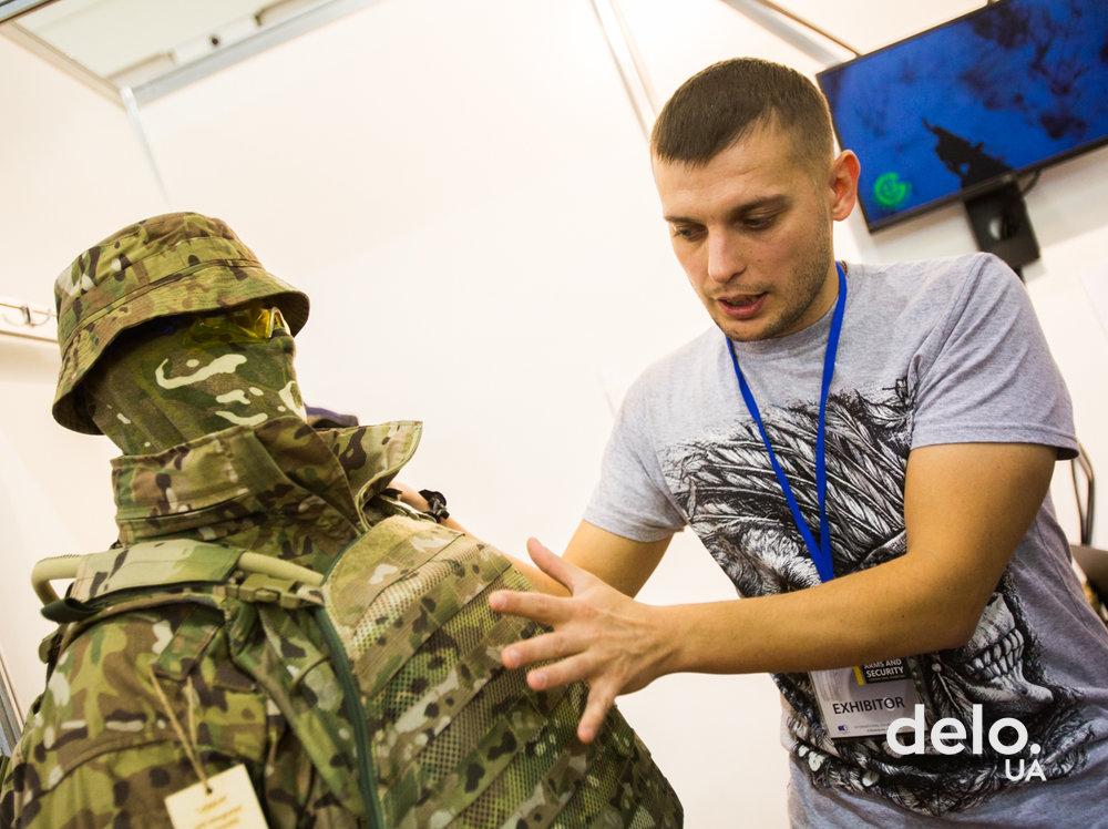 Хто хоч раз одягнув нашу форму, іншої носити не буде — засновник UKR GUN Projects