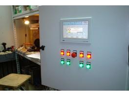 На базе контроллера ОВЕН ПЛК110 разработана АСУ и защиты блока утилизации теплоты