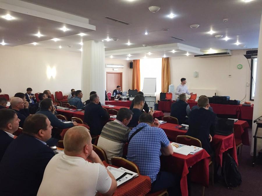 Обучающий семинар «СКБ ЭП» для специалистов прошел в Казани