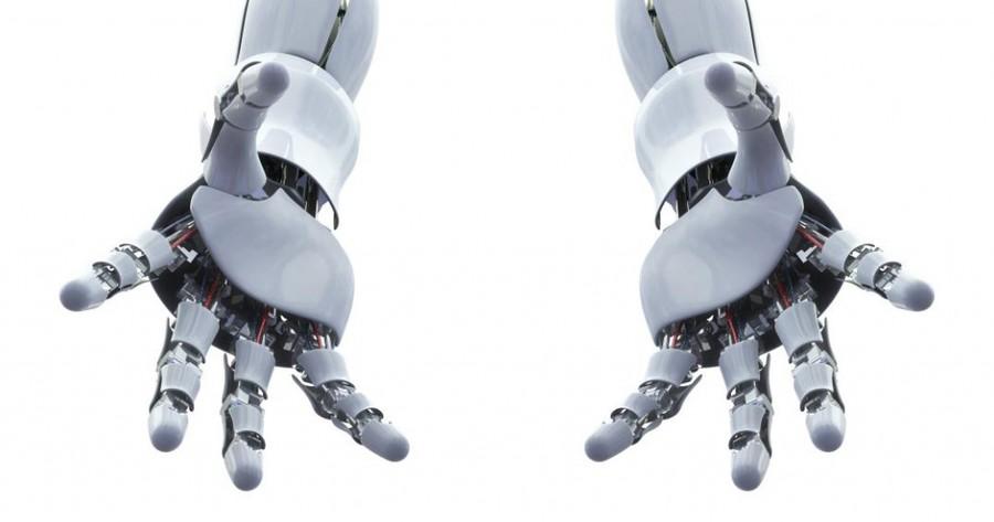 Контроллер Everest-XCR в суставах коллаборативных роботов
