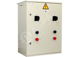 Компания «ДЗРА» представила шкафы обогрева выключателей серии ШОВ